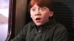 La razón por la que Rupert Grint no puede ver más allá de la tercera película de 'Harry