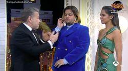 El reproche de Chicote a Pedroche durante las campanadas canarias de Antena