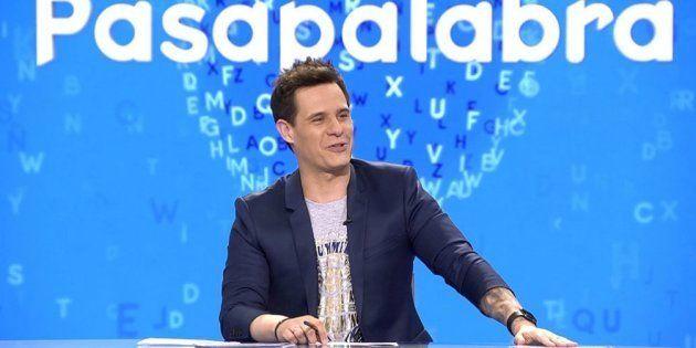 Christian Gálvez, presentador de 'Pasapalabra', en Instagram: