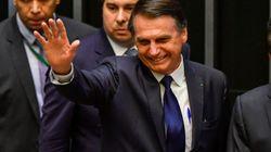 Jair Bolsonaro jura su cargo como presidente de