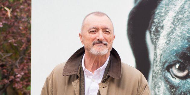 El escritor Arturo Pérez-Reverte, en una imagen de