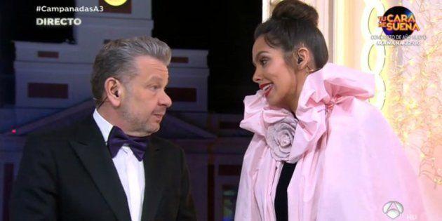La 1 vuelve a ser líder de audiencia en las Campanadas y Antena 3 bate un récord
