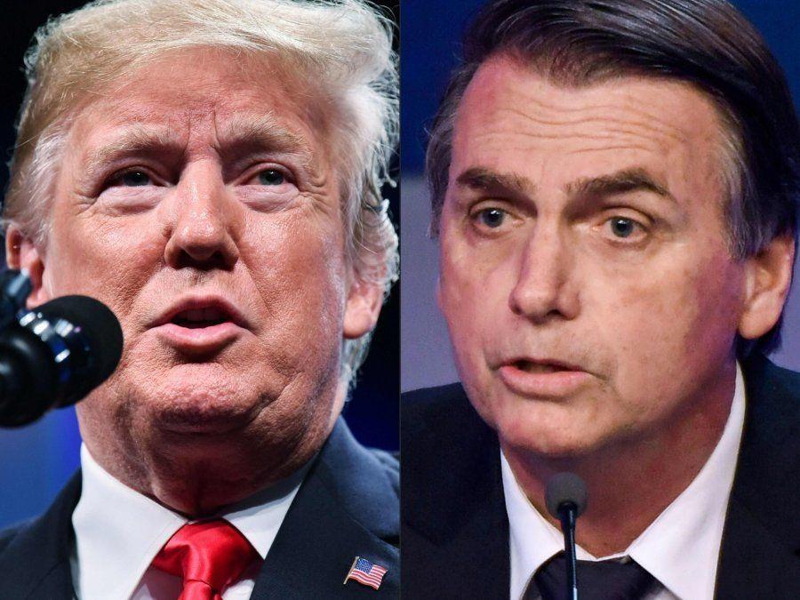 Bolsonaro ha seguido el modelo de Donald Trump para lograr su ascenso. Ahora parece que los políticos...