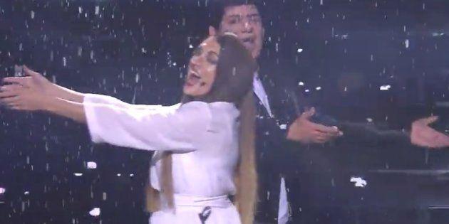 Silvia Abril y Jose Corbacho parodian 'Tu canción', de Amaia y