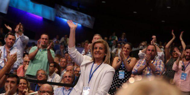 Santamaría propone a Báñez como secretaria general del PP si