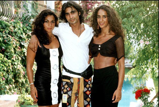 Lolita, Antonio y Rosario Flores en los