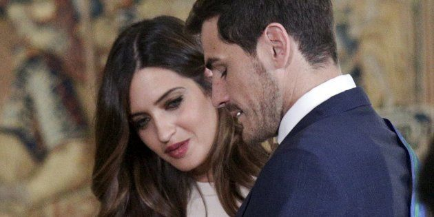 Este detalle de la última foto de Iker Casillas y Sara Carbonero ha escandalizado a
