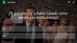 ENCUESTA: ¿Te gustaría ver a Pablo Casado como presidente del