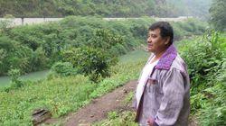 El guardían Q'Eqchí de los ríos mayas: Bernardo Caal,