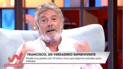 La inesperada petición de Francisco en 'Viva la