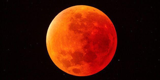 El eclipse de Luna más largo del siglo XXI se podrá ver el 27 de