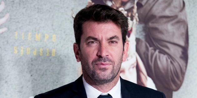 El presentador Arturo Valls, en el estreno de 'Tiempo después' el 20 de diciembre de 2018 en