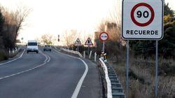 El número de muertos en carretera baja tras dos años de