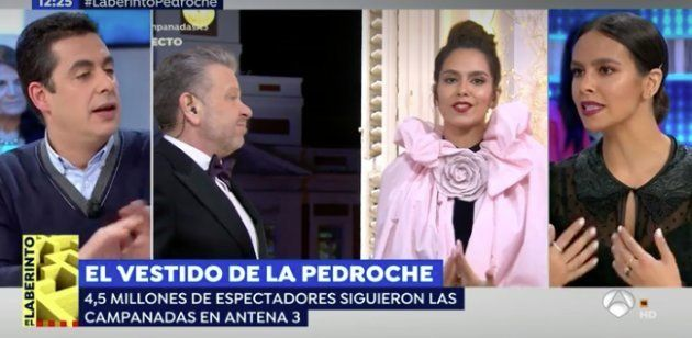 Cristina Pedroche, en 'Espejo