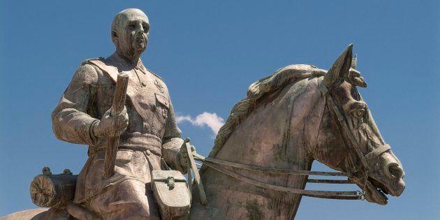 Ferrol no permitirá el traslado de los restos de Franco al panteón de la
