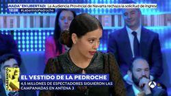 La tensa entrevista a Cristina Pedroche en 'Espejo Público':