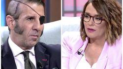 Toñi Moreno cuestiona los toros a Juan José Padilla en 'Viva la