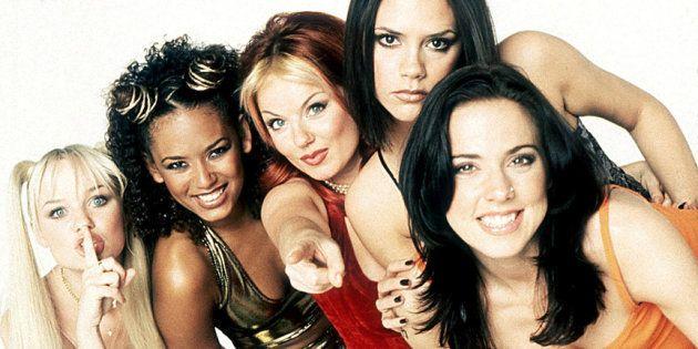 El reencuentro más esperado: las Spice Girls vuelven a posar