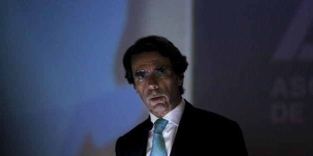 Aznar, en un homenaje a Gregorio Ordóñez: