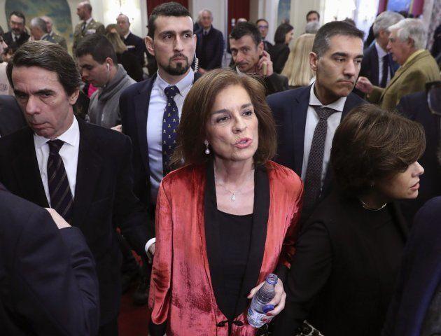 El legado de Gregorio Ordóñez reúne a 'dos almas' del Partido