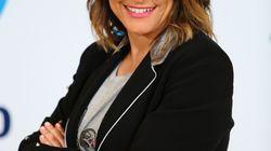 Toñi Moreno ('Mujeres y Hombres y Viceversa') comparte una foto como reportera de guerra en