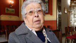 Una anciana que acababa de obtener el carné cae con su coche por un