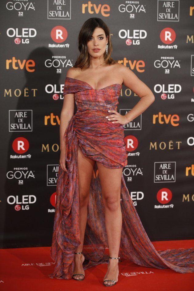 Ana Morgade hace el mejor análisis del vestido de Dulceida en los Goya