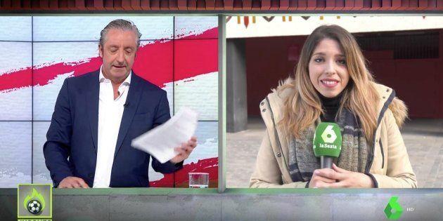 Josep Pedrerol, presentador de
