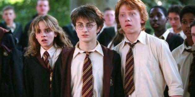 Los personajes de 'Harry Potter' se visten de alta costura en la cuenta de Instagram