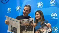 El candidato del PP en Pontevedra: