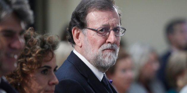 Rajoy o la ley de