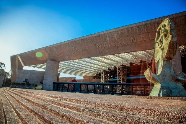 El Auditorio Nacional de Ciudad de México. ©fitopardo.com via Getty