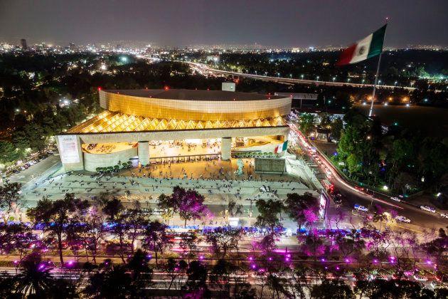 El Auditorio Nacional de Ciudad de México. Foto: Jeffrey Greenberg/UIG via Getty