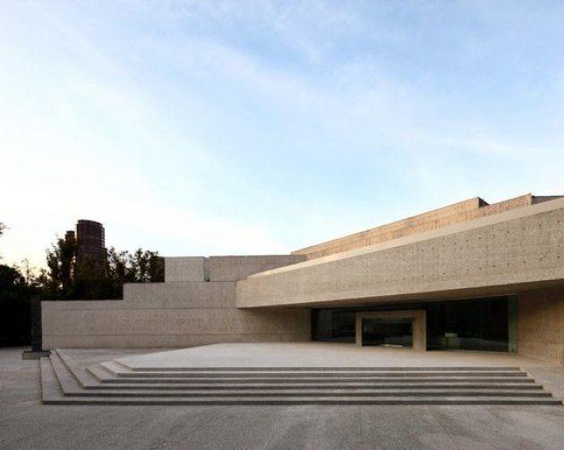 Museo Tamayo, de Teodoro González de León y Abraham