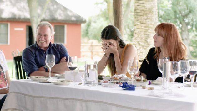 Lidia Torrent pasa vergüenza por una pregunta de Carlos