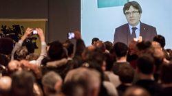 Puigdemont convoca en Bruselas a los diputados de JxCat para valorar la reunión con