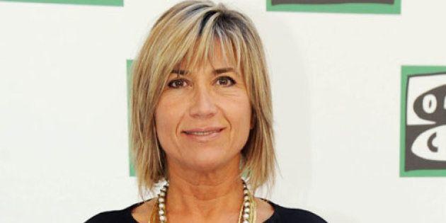 Julia Otero, presentadora de 'Julia en la Onda', de Onda