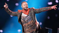 Justin Timberlake homenajea a Prince en la Super Bowl