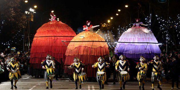 Cabalgata de Reyes de