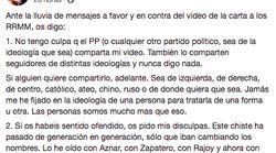 El autor del vídeo pide disculpas a Sánchez y recalca que es ficción: