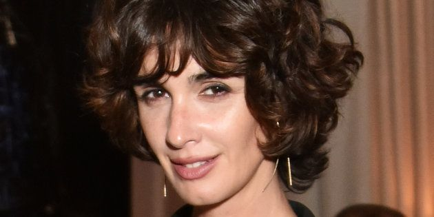 La actriz Paz Vega, en septiembre de 2018 en