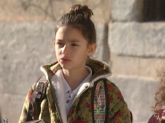 Ava Salazar fue Lidia San José de pequeña en el último capítulo de la segunda temporada de 'Paquita