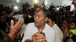 Ecuador vota a favor de eliminar la reelección indefinida e impide que Correa vuelva a
