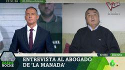 Críticas al abogado de La Manada por lo que dijo en 'LaSexta Noche' sobre la violencia