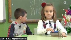 La brillante respuesta de una niña al preguntarle para qué sirve el carbón de los Reyes