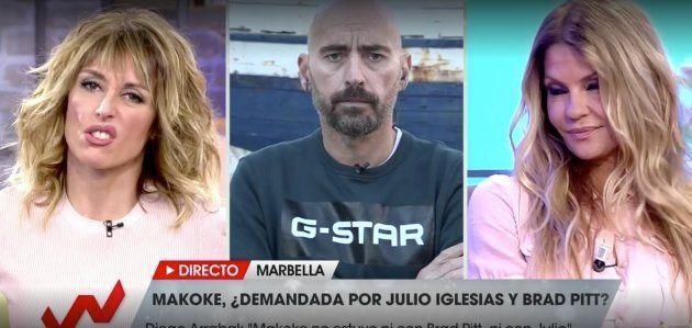 Emma García, presentadora de Viva La