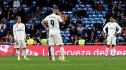 Indignación por lo que han hecho los jugadores del Madrid tras perder contra la Real