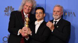'Green Book', 'Bohemian Rhapsody' y 'Roma' se reparten la gloria en los Globos de