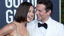 El comentado gesto entre Bradley Cooper e Irina Shayk delante de Lady