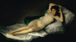 Goya aún no rima con